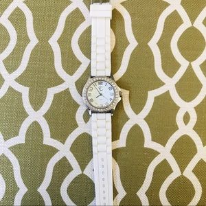 Charming Charlie silicon watch